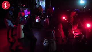 Brodashaggi goes Naked on Stage at Davido's Show