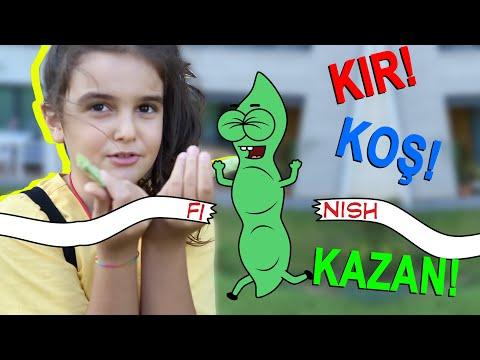 Ayşenil ile KIR - KOŞ - KAZAN Challenge!