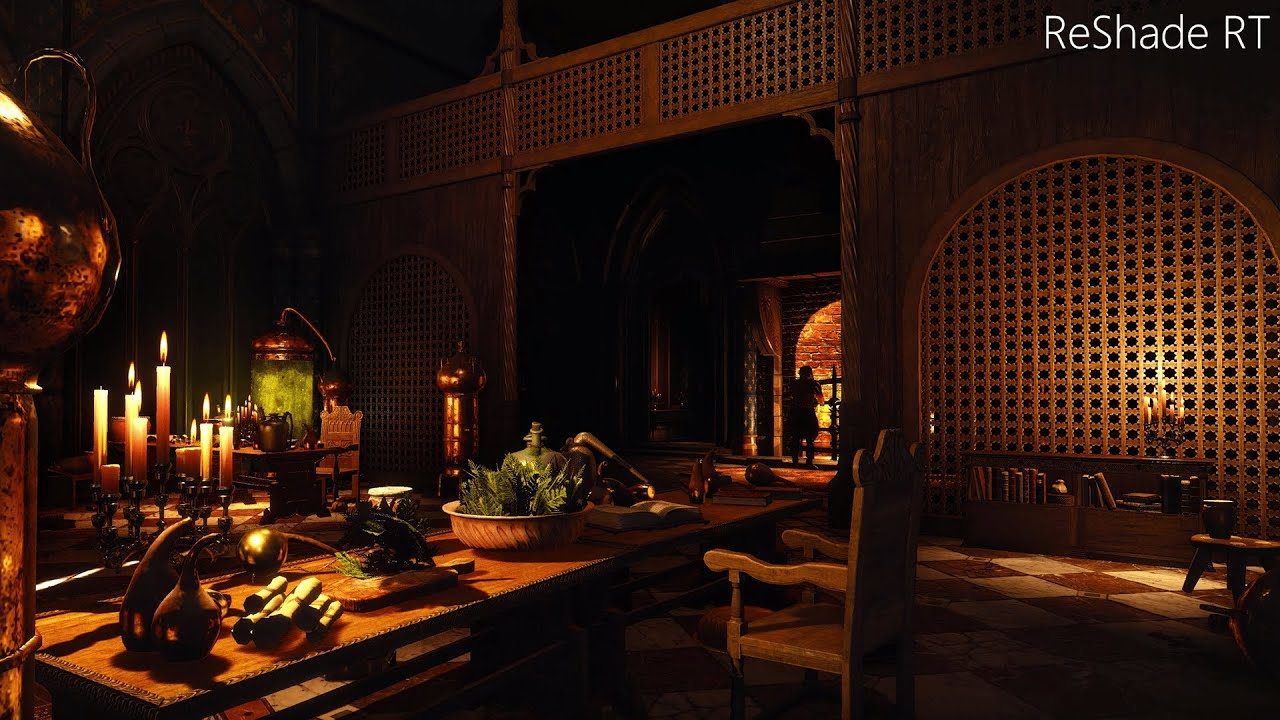 Now it's GTA 5 and Witcher 3's turn to get the ray-tracing