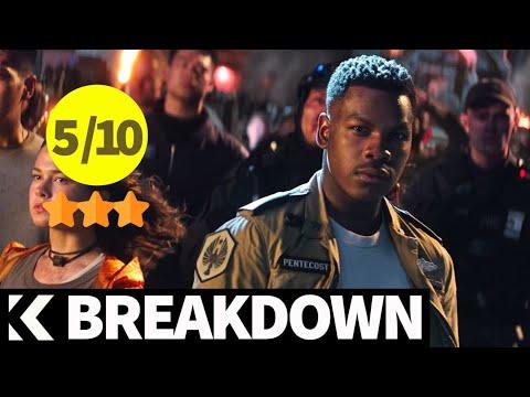 Breakdown: Pacific Rim Uprising 2018 John Boyega, Rinko Kikuchi