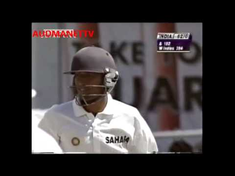 India Openers Hammers West indies 2001