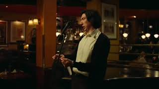 Adam Driver singing Being Alive in Marriage Story