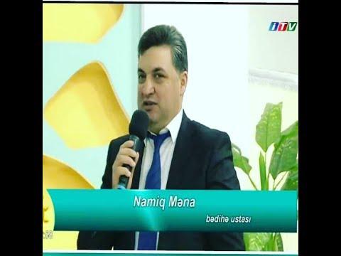 Namiq Mena Sevda  Eliqizi Yeni ifa Duet    20.09.2017