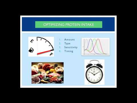 Challenges for providing protein for the aging to support nutrition health needs