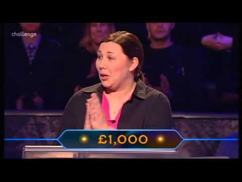 Who Wants to be a Millionaire 9th February 2002