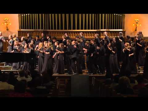 2011 Unity Concert: A Kaleidoscope Program of Multicultural Songs