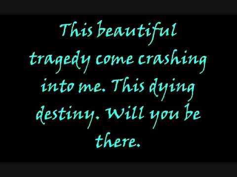 In this moment beautiful tragedy lyrics.