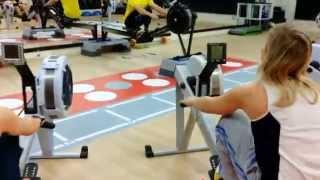 Bronius Burneika rowing class 2017 Video