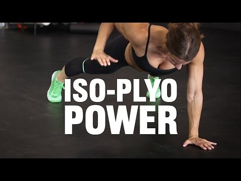 Iso-Plyo Power