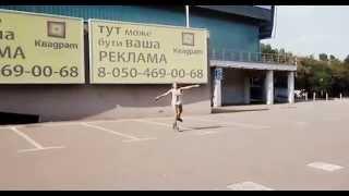 Танец на роликах (фигурное катание на роликах)