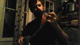 shaving a dead man-clawhammer banjo