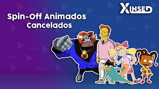 Spin-off animados cancelados.