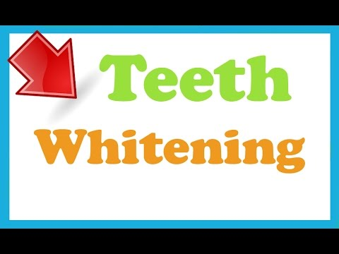 Teeth Whitening Miracle | Dentist Secrets
