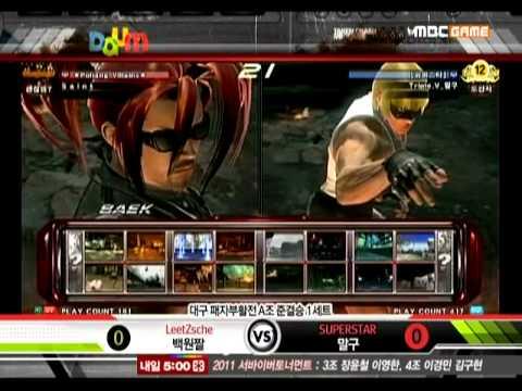 Daum TekkenCrash S8 Prelim Match in Daegu part.2 Tekken6BR.mkv