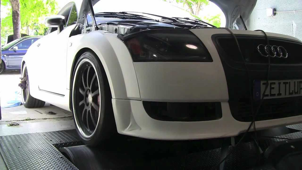 Usp Motorsports Audi Tt Vr6 Turbo Dyno 495whp Built And Tuned By