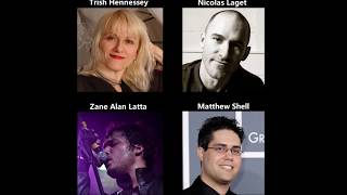 Hybrid Jazz Radio: Trish Hennessey Interview with Zane Latta, Nicolas Laget & Matthew Shell