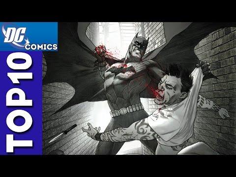 Top 10 Batman Punches