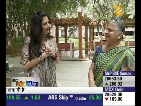 Mrs. Sudha Murthy, chairperson Infosys Foundation | The Big Idea, Part-1