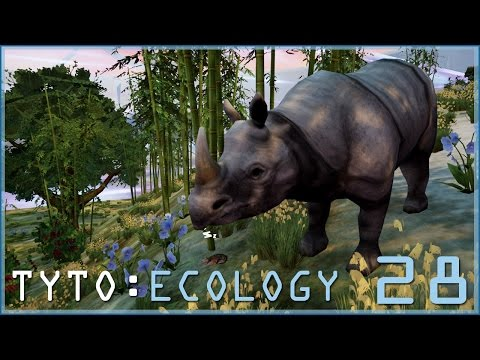 GRAZING FIELDS OF THE ONE-HORNED RHINO || TYTO: ECOLOGY - Ep