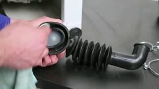 видео Патрубки для стиральных машин