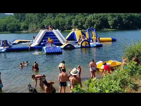 Fratelli Aquapark Inflatable Water Park - Fafe - Barragem de Queimadela