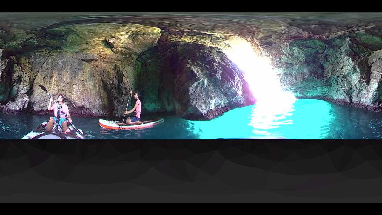 360 Caves Of Oludeniz V:II