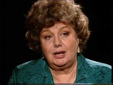 Shelley Winters--Rare 1989 TV Interview with Skip E Lowe