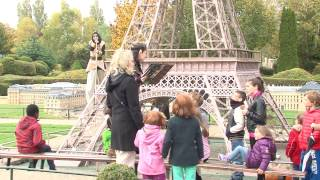 Halloween : les monstres s'invitent à France Miniature