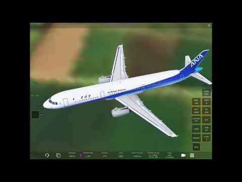 MY FIRST GLOBAL FLIGHT! A321-200 Christchurch- Wellington| Infinite Flight