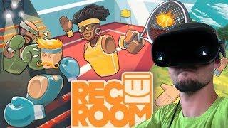 PAINTBALLOWE SZALEŃSTWO | REC ROOM VR #6