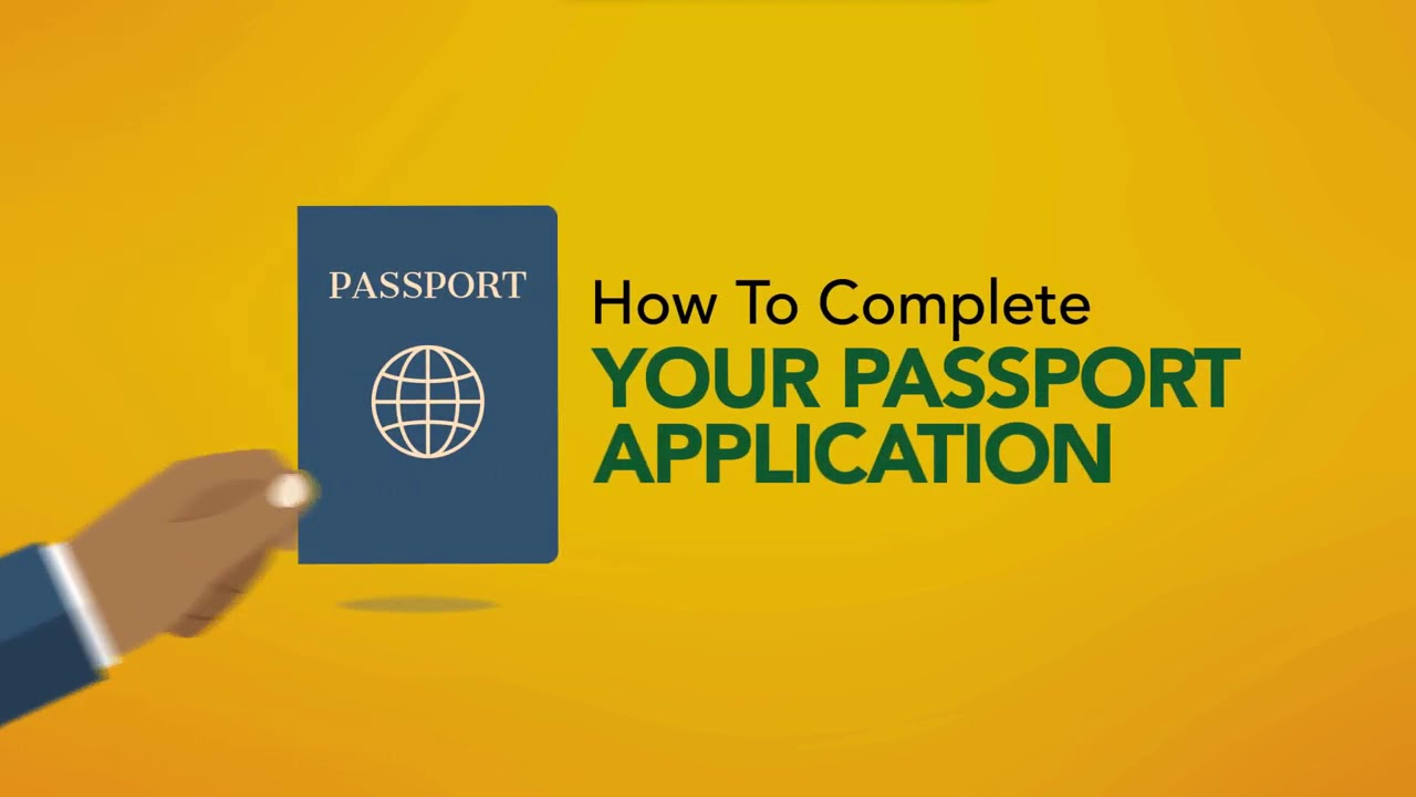 Adult Passport Application Requirements   Consulate General of ...