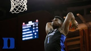 Would Zion Williamson Win The NBA Dunk Contest?