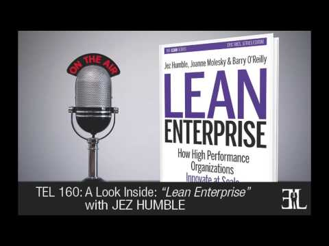 Lean Enterprise by Jez Humble TEL 160
