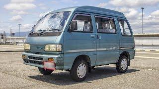 1991 Daihatsu Atrai Cruise 2WD - Walk Around and Test Drive