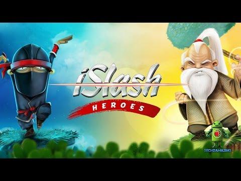 iSlash Heroes (iOS/Android) Gameplay HD