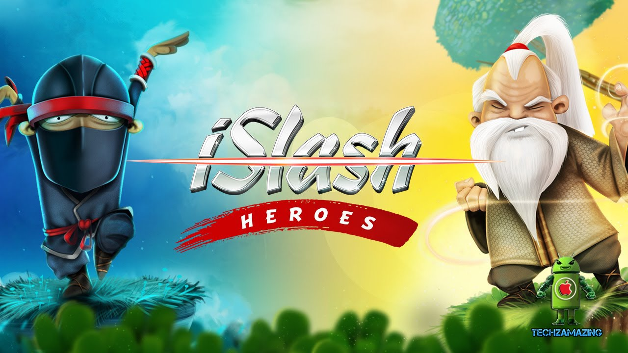 iSlash Heroes (iOS/Android) Gameplay HD