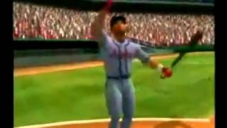 MLB Slugfest  Loaded   Retro Commercial   Trailer   2004 Midway