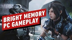 The First 18 Minutes of Bright Memory PC Gameplay