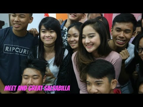 MnG with Salsabilla #CintedVlog