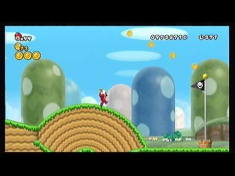 New Super Mario Bros. Wii Codes And Hacks