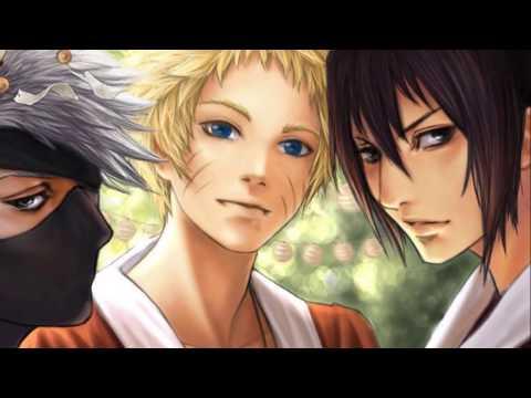 Naruto Boys Tribute