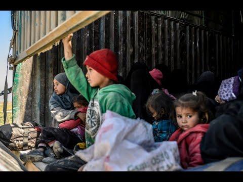 مساع لإجلاء مدنيين محاصرين شرق سوريا  - نشر قبل 3 ساعة