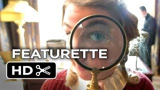 The Book Thief Featurette - Sophie Nélisse (2013) - Wartime Drama Movie HD