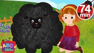 baa baa black sheep and more nursery rhymes kids songs abckidtv