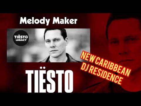 NEW TIESTO CARIBBEAN DJ RESIDENCE @CANCUN MEXICO 🇲🇽