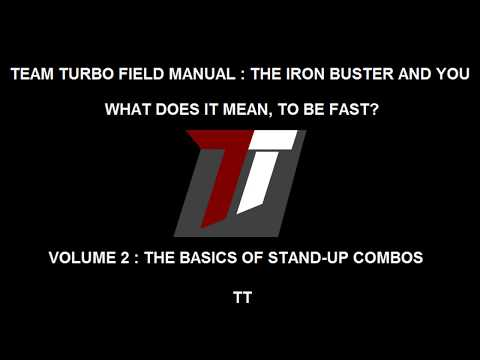 """TEAM TURBO FIELD MANUAL : """"WHAT DOES IT MEAN TO BE FAST?"""" VOL.2"""