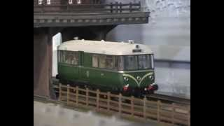 Heljan W & M Railbus Sound
