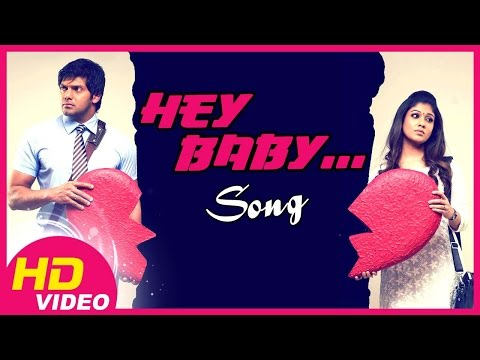 Raja Rani Songs   Songs  1080P HD  Songs Online  Hey Ba Song