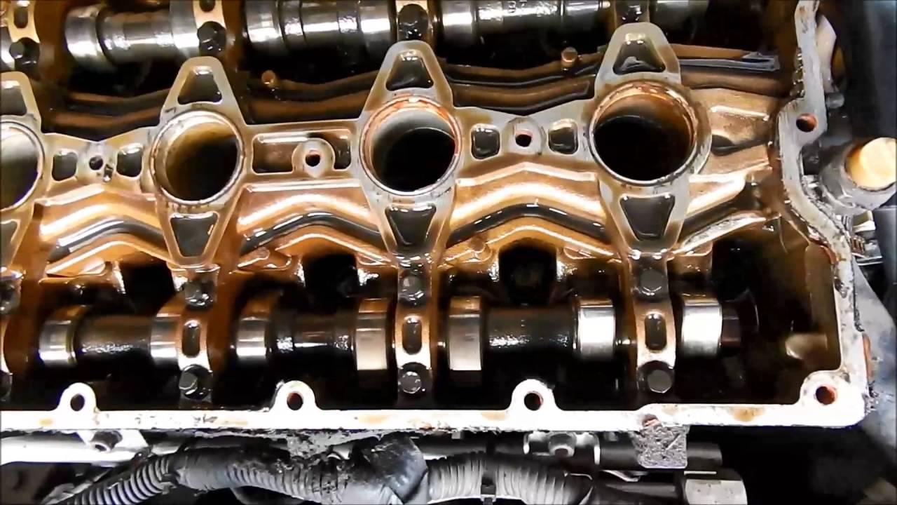 Гниение в двигателе ВАЗ-21124. Откуда?. - YouTube