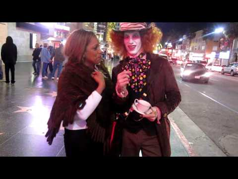 """""""Rolonda Interviews The Mad Hatter of Hollywood"""""""